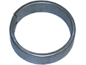 "Split Ring connector stainless steel 2.75"" OD"